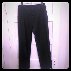Burberry of London Black Dress Pants
